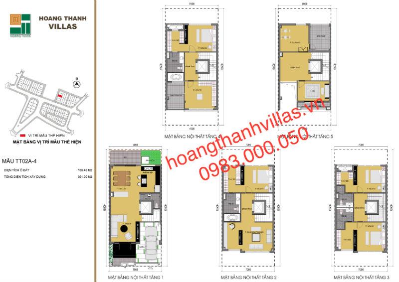 Thiet ke lo TT02A4 lien ke Hoang Thanh